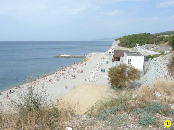 Пляж Факел