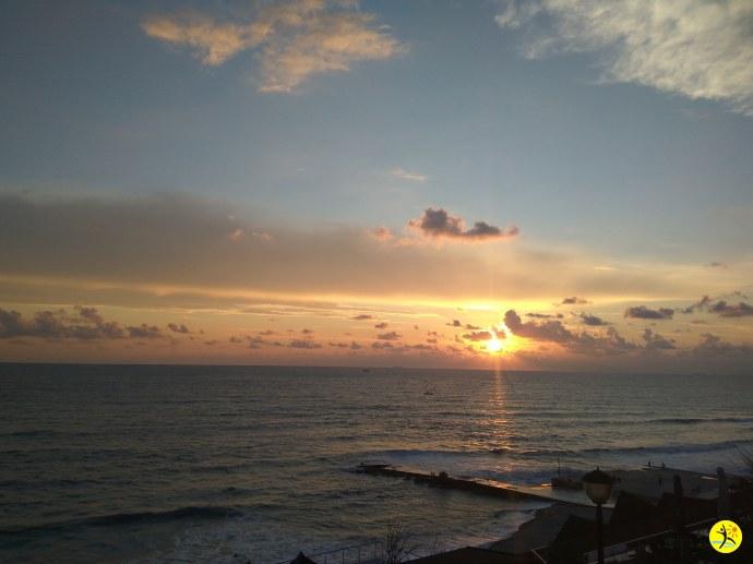 Последний луч солнца
