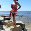 Перед пляжем)