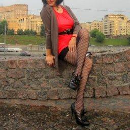На площади)