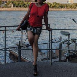 На набережной Москвы