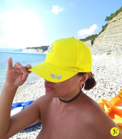 Привет с пляжа!